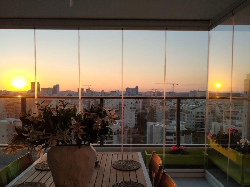 פתרונות סגירה למרפסת